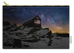 Carry-all Pouch featuring the photograph Star Spangled Banner by Bill Wakeley