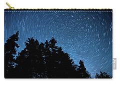 Star Trails In Acadia Carry-all Pouch