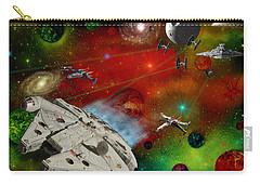 Star Wars Carry-all Pouch by Michael Rucker