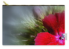 Carry-all Pouch featuring the photograph Stardust by Elfriede Fulda