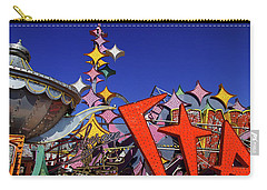 Carry-all Pouch featuring the photograph Stardust by Skip Hunt