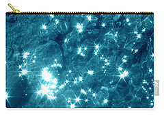 Starfield Reflection Photograph Carry-all Pouch