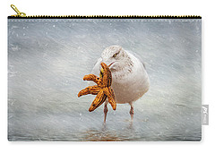 Starfish For Dinner Carry-all Pouch