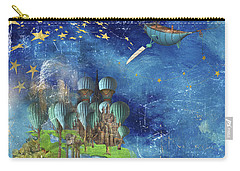 Starfishing In A Mystical Land Carry-all Pouch