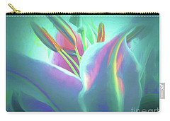 Stargazer-floral Abstract Carry-all Pouch