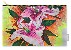 Stargazers Carry-all Pouch by J R Seymour