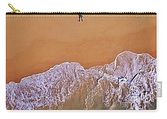 Carry-all Pouch featuring the photograph Staring At The Sky by Keiran Lusk