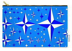 Starlight 9 Carry-all Pouch by Linda Velasquez