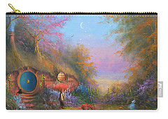 Bilbo Baggins Carry-all Pouch by Joe Gilronan