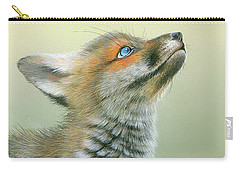 Starry Eyes Carry-all Pouch by Mike Brown