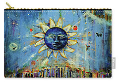 Starry Night 2017 Carry-all Pouch