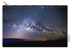 Starry Night Georgian Bay Carry-all Pouch by Andrea Kollo