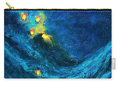 Starry Night Nebula  Carry-all Pouch