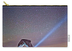 Starry Night Pointer Carry-all Pouch
