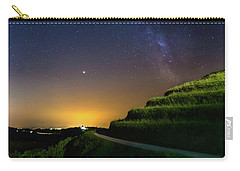 Starry Sky Above Me Carry-all Pouch