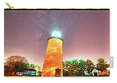 Starry Sky Over The Newburyport Harbor Light Carry-all Pouch
