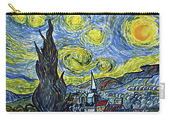 Starry, Starry Night Carry-all Pouch