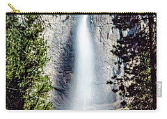 Starry Yosemite Falls Carry-all Pouch
