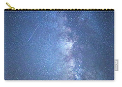 Stars And A Meteor Carry-all Pouch