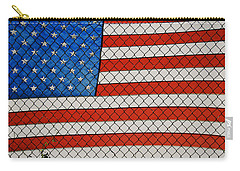 Stars And Stripes  Carry-all Pouch