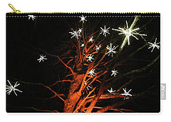 Stars In The Tree Carry-all Pouch