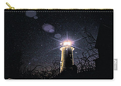 Stars Over Nobska Lighthouse Carry-all Pouch