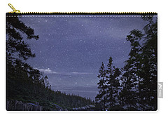 Stars Over Raven's Roost Carry-all Pouch