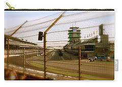 Start Finish Indianapolis Motor Speedway Carry-all Pouch