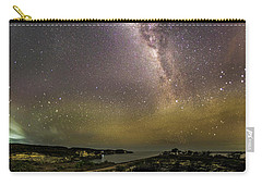 stary night in Broken beach Carry-all Pouch