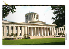 State Capitol Of Ohio Carry-all Pouch