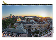 State House,fisheye View Carry-all Pouch