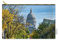 State Street - Madison - Wisconsin Carry-all Pouch