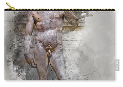Statue Of David Carry-all Pouch
