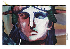 Statue Of Liberty Hb5t Carry-all Pouch by Gull G
