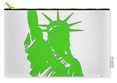 Statue Of Liberty No. 9-1 Carry-all Pouch