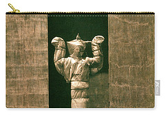 Statues Individual #1 Carry-all Pouch