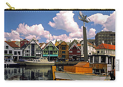 Stavanger Harbor Carry-all Pouch