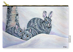 Staying Vigilant Carry-all Pouch