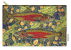 Stealhead Trout Carry-all Pouch
