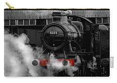 Steam Train Selective Colour Carry-all Pouch