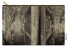 Carry-all Pouch featuring the photograph Steam Train Series No 31 by Clare Bambers