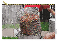 Steaming Mud Bugs For Falvor Carry-all Pouch