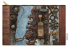 Steampunk 1 Carry-all Pouch