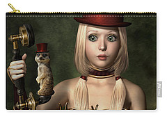 Steampunk Surprise Carry-all Pouch