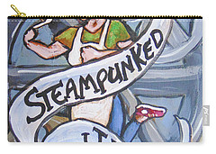 Steampunked Jams Carry-all Pouch