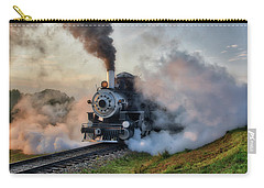 Steamy Departure Carry-all Pouch