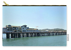 Stearns Wharf 2 Carry-all Pouch