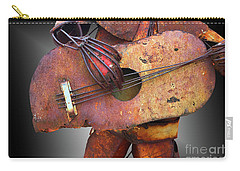 Steel Guitar - Or - Too Many Fingers And Not Enough Strings Carry-all Pouch