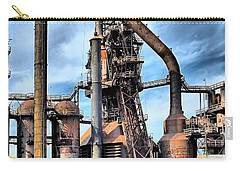 Steel Stacks Bethlehem Pa. Carry-all Pouch