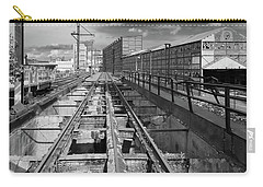 Steelyard Tracks 1 Carry-all Pouch